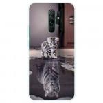 Obal Xiaomi Redmi 9 - Kotě a tygr