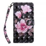 Pouzdro Nokia 5.3 - Květy 3D 03