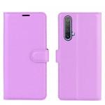 Pouzdro Realme X50 5G - fialové