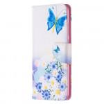 Pouzdro Nokia 5.3 - Motýli 04