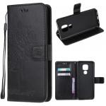 Pouzdro Motorola Moto E7 Plus / G9 Play - černé - Strom