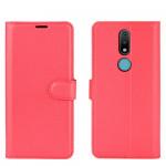 Pouzdro Nokia 2.4 - červené 02