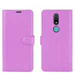 Pouzdro Nokia 2.4 - fialové 02