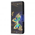 Pouzdro Nokia 2.4 - Motýli 05