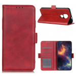Pouzdro Motorola Moto E7 Plus / G9 Play - červené 02