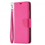 Pouzdro Nokia 2.4 - tmavě růžové 03