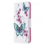 Pouzdro Galaxy A31 - Motýli 05