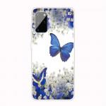 Pouzdro / Obal Galaxy A41 - Motýli