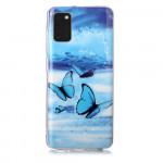 Pouzdro / Obal Galaxy A41 - Motýli 02