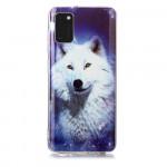 Pouzdro / Obal Galaxy A41 - Vlk