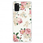 Pouzdro / Obal Galaxy A41 - Květy