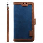 Pouzdro Galaxy A41 - modré - Vintage