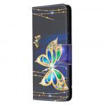 Pouzdro Galaxy A42 5G - Motýli 02