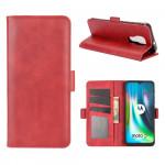 Pouzdro Motorola Moto E7 Plus / G9 Play - červené 03
