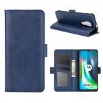 Pouzdro Motorola Moto E7 Plus / G9 Play - modré 03