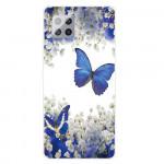 Pouzdro Galaxy A42 5G - Motýli