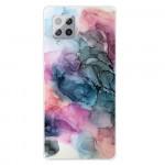 Pouzdro Galaxy A42 5G - Mramor 03