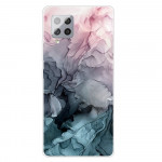 Pouzdro Galaxy A42 5G - Mramor 04