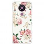 Obal Nokia 3.4 - Květy