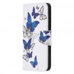 Pouzdro Galaxy A52 / A52 5G - Motýli