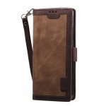 Pouzdro Galaxy A52 / A52 5G - hnědé - Vintage