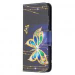 Pouzdro Galaxy A52 / A52 5G - Motýli 05