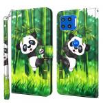 Pouzdro Motorola Moto G 5G Plus - Panda 3D