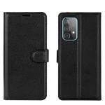 Pouzdro Galaxy A52 / A52 5G - černé