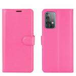 Pouzdro Galaxy A52 / A52 5G -  tmavě růžové