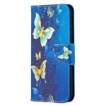 Pouzdro Nokia 5.4 - Motýli
