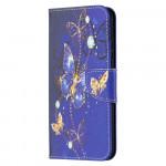 Pouzdro Nokia 5.4 - Motýli 02
