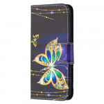 Pouzdro Nokia 5.4 - Motýli 05
