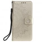 Pouzdro Xiaomi Mi 11 Lite - Mandala - zlaté 02