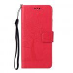 Pouzdro Nokia 5.4 - tmavě růžové - Strom