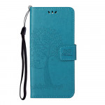 Pouzdro Nokia 5.4 - modré - Strom
