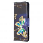 Pouzdro Galaxy A12 - Motýli 02