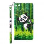 Pouzdro Galaxy A12 - Panda 3D