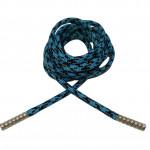 Kulaté tkaničky - Modro-černé
