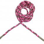 Kulaté tkaničky - Pink Camo