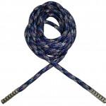 Kulaté tkaničky - Blue Camo