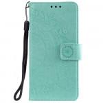 Pouzdro Xiaomi Redmi Note 10 5G / Poco M3 Pro - Mandala - tyrkysové