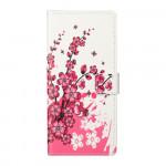 Pouzdro Xiaomi Redmi Note 10 5G / Poco M3 Pro - Květy 01