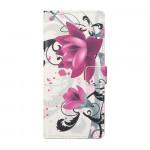 Pouzdro Xiaomi Redmi Note 10 5G / Poco M3 Pro - Květy 02