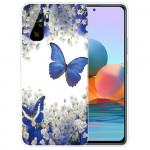 Obal Xiaomi Redmi Note 10 4G / Note 10S - Motýli