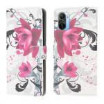 Pouzdro Xiaomi Mi 11i 5G / Poco F3 - Květy 02
