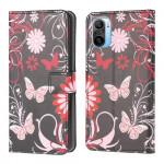 Pouzdro Xiaomi Mi 11i 5G / Poco F3 - Motýli 02