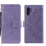 Pouzdro Galaxy A32 4G - fialové - Mandala