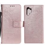 Pouzdro Galaxy A32 4G - světle růžové - Mandala