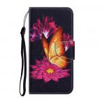 Pouzdro Galaxy A32 4G - Motýli 01