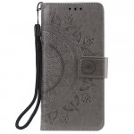 Pouzdro Motorola Moto E7 Power / E7i Power - šedé - Mandala